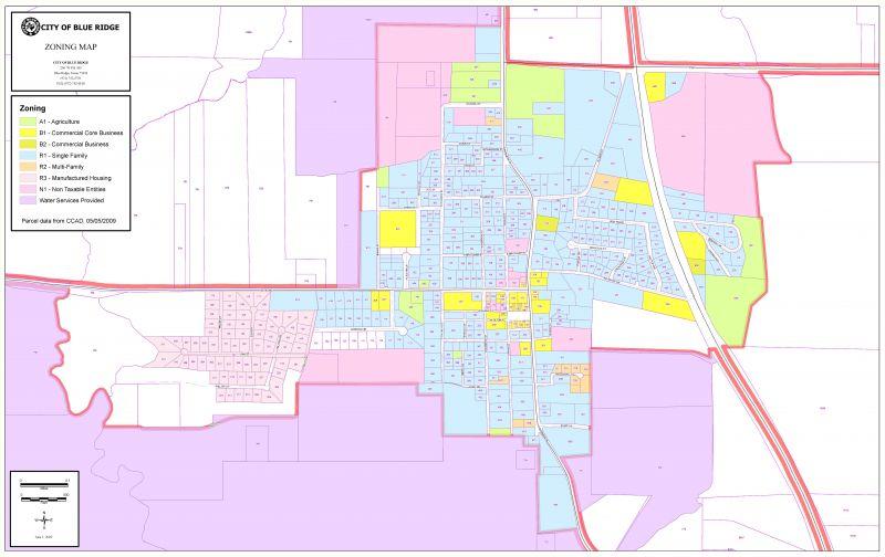 Demographics   City of Blue Ridge on